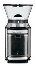 Cuisinart DBM-8 Automatic Coffee Grinder w/ Burr Mill Blades & 18 Grind Settings