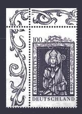 Bund Mi-Nr 1914  Ecke 1 (100 pf) 1000.Todestag Hl. Adalbert ** Postfrisch 1997