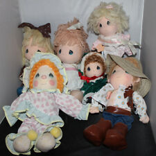 Vintage Dolls Set of 6