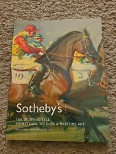 Sotheby's The Sporting Sale November 29, 2007