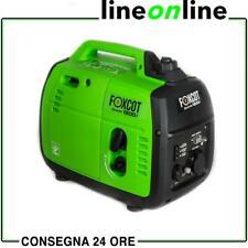 Generatore inverter silenziato 1,2 KW Foxcot GT-1200i - Ricondizionato 1