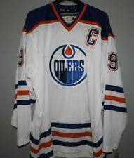Authentic Adidas Nhl Edmonton Oilers #99 Gretzky Heroes of Hockey Jersey $225
