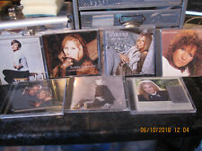 CD BARBRA STREISAND X7 CDS ALL VGC