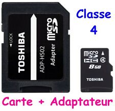 Carte Mémoire SANDISK 32 Go Micro SDHC ( Lecture 80 MB/s - Ecriture 10 MB/s )