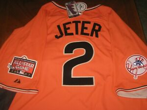 Derek JeterAuthentic 2007 A/L All-star Jersey (Large) NEW with tags