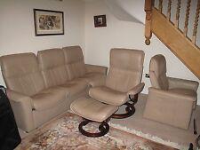 Ekornes Leather Furniture Suites