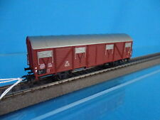 Marklin 46275 DB Closed Goods Car with Round Roof 201 367