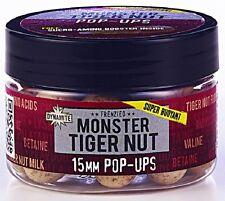 DYNAMITE BAITS MONSTER TIGER NUT BOILIES SHELFLIFE FROZEN POP UPS ATTRACTANT DIP