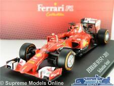 Ferrari sf15-t Formel eins Auto Modell 1:43 Größe IXO Atlas f1 Vettel 7174007 t3