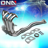 STAINLESS STEEL 4-2-1 HEADER FOR 93-97 COROLLA 1.6 l4 4AFE 7AFE EXHAUST/MANIFOLD