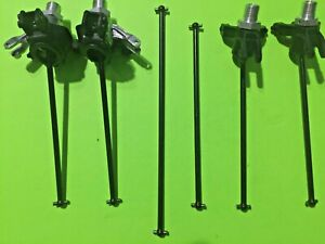 REDCAT RACING SHREDDER XT 1/6 SCALE STOCK DRIVE SHAFTS