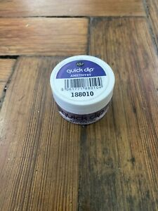 Brand New Sealed ASP Quick Dip Colour Is Amethyst Acrylic Powder Nail Colour