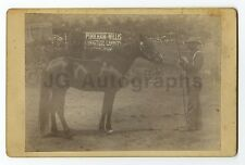 Vintage Photography - Original Cabinet Card Photograph (1800s - early 1900s)