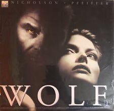 LASERDISC JAPAN - WOLF - SRLP-5098-9 - NTSC