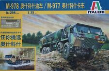 ITALERI 298 / 1/35 Scale / M978 Tanker or M977 Truck ( 2 in 1)