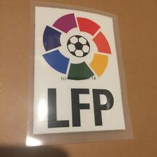 2015 LaLiga - Spanish League patch - FC Barcelona, Real Madrid, Atletico
