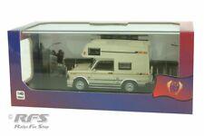 Trabant 601 Wohnmobil Camping Car 1980 beige  1:43 IST Models 293 NEU