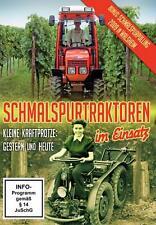 DVD SCHMALSPURTRAKTOREN IM EINSATZ KLEINSCHLEPPER TRECKER HOLDER FENDT KRIEGER