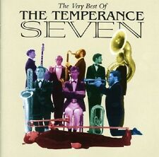 The Temperence Seven Very Best Of CD NEW SEALED You're Driving Me Crazy+