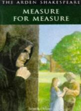 """Measure for Measure"" (Arden Shakespeare),William Shakespeare,J.W. Lever"