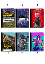 Fortnite Various Designs (Personalised) Tablet Case Cover