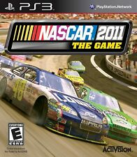NASCAR THE GAME 2011 PS3 SONY PLAYSTATION 3 MINT CONDITION WITH BOOKLET CLEAN
