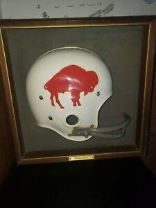 Vintage Buffalo Bills AFL Football Helmet Wall Plaque