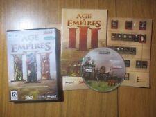 Age of Empires III (3)~~ Jeu MAC Complet