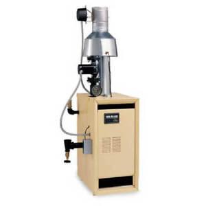 Weil Mclain CGa-5 PIDN NG Hot Water Boiler 83.5% AFUE 140K BTU Input