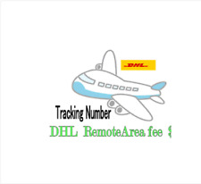 DHL Fedex  EXPRESS WORLDWIDE & Remote Area fee Japan