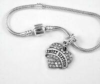 Sweet sixteen bracelet Huge sale sweet 16 bangle sweet sixteen present gift best