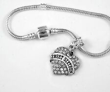 Sweet sixteen charm bracelet sweet 16 bangle sweet sixteen present gift best