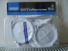 draper replacement  dust and vapour filter