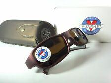Lunettes de Soleil Vuarnet Vintage 122 Eclipse PX 5000 Occhiali Gafas