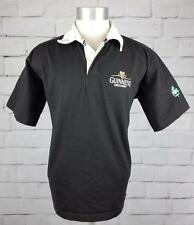 Guinness Draught Official Beer Irish 2006 Rugy Team Embroidered Polo Shirt Large