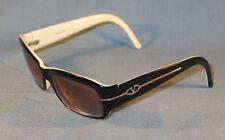 Valentino Eyeglass Frames made in Italy V5375/S Q2J 55 17-135 Black & White