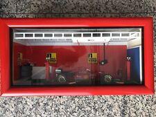 Diorama 1:18  Michael Schumacher  Ferrari  F310 1996 #1 Ferret Mini Model