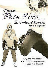 QLDVD6951 Egoscue Pain Free Workout For Beginners (DVD, 2007)