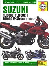 1997-2004 Suzuki DL TL TLS TLR 1000 DL1000 TL1000 VStrom V-Strom REPAIR MANUAL