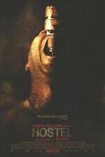 Hostel (Double Face Standard Perceuse) (2005) Original Film Affiche