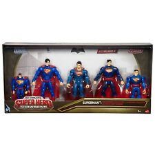 Superman: The Ultimate Action Figure Collection DC Super Hero Showdown BRAND NEW