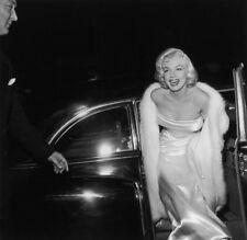 """MONROE GLAMOUR"" 1954 GRANDE 20x24"" ORIGINALE SILVER Gelatina Fotografia"