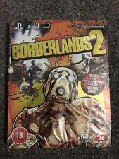 PlayStation 3: Borderlands 2 Inc Premiere Club (Superb Sealed Sealed) UK PAL PS