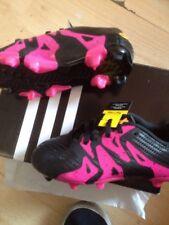 ADIDAS ACE X15.3 Taille 10 Junior Terre Ferme Chaussures De Football Neuf avec boîte