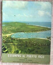 Ernesto La Orden Estampas De Puerto Rico 1965 Guillermo Sureda Fotos