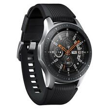 Samsung Galaxy Watch R800 Smartwatch 46mm silber Fitnesstracker Armbanduhr