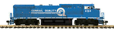 MTH G-Gauge Conrail Dash-8 with DCS, DCC, Sound, Smoke & Auto Couplers 70-2120-1