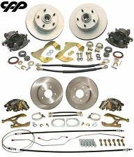 1955 1956 1957 Chevy Bel Air Front and Rear Disc Brake Conversion Kit