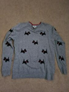 Heyton Dog Jumper ~ size 12. Very soft with some merino and alpaca wool.