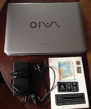 Laptop Notebook SONY VAIO VGN-A215Z * 2004 * defekt * 15,4 X-black LCD Display *